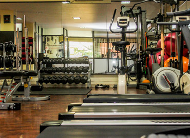 Well equipped Gym at Attitude Prime