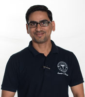 Dr. Biswajith Dash