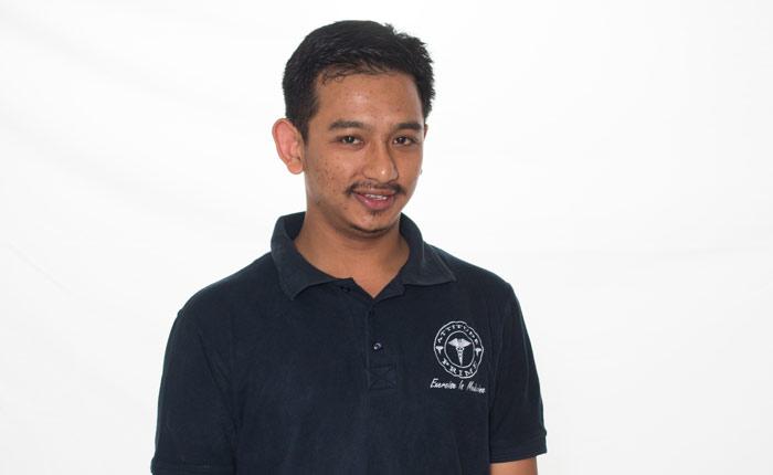 Dr. Rupesh Prajapathi