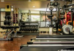 Attitude Prime's Well equipped gym