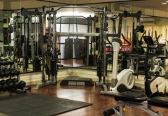 view of gym at Attitude Prime