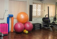 View of gym in Attitude Prime